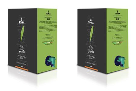 OLIO EXTRA VERGINE DI OLIVA MONOCULTIVAR PERANZANA   Bag in Box 5 L.  Offerta x2